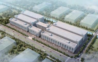 常州珠山路北工业厂房